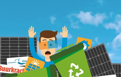 Oscar bedolven onder energiebesparende maatregelen