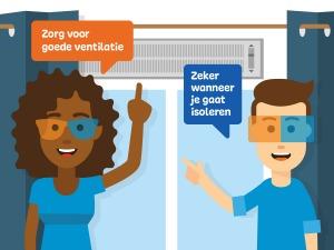 Meer weten over ventilatie